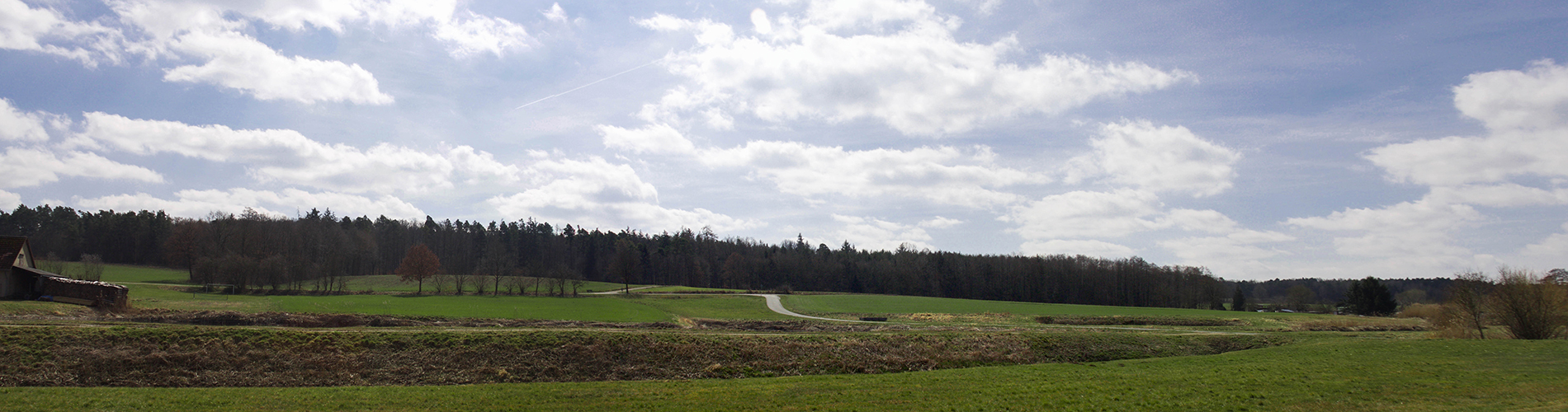 Headerbild Landschaft